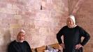 San Francesco e Frate Bernardo backstage_73