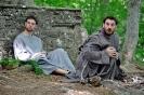 San Francesco e Frate Leone